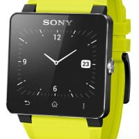SONY SE20 WRIST BAND For SMARTWATCH SW2  Lime