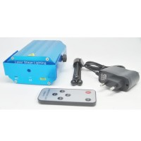 harga Mini Laser Stage Light Multicolor Projector Star Pattern With Remote Tokopedia.com