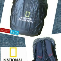 Rain Cover Bag / Pelindung Tas NATIONAL GEOGRAPHIC