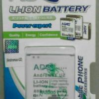 Andromex U2 Brand ADSS Double Power Battery/Batre/Baterai/Batere