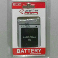 Smartfren Andromax U2 Battery/batre/baterai/batere