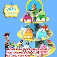 CUPCAKE STAND / Rak CUPCAKE Edisi Toy Story Birthday T45 L30