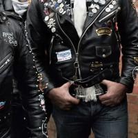 jaket kulit imitasi rider