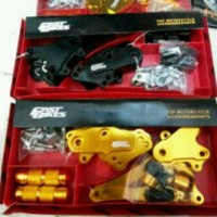 harga Foot Step Underbone Ibad & Fast Bikers ( Original ) Tokopedia.com