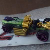 Rigor Motor - Hot Wheels Mystery Car 2010 Loose NEW