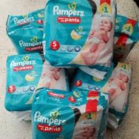 Pampers Baby Dry Pants | | Pampers Tipe Celana Murah