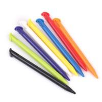Stylus Pen NEW Nintendo 3DS XL (1 Set isi 3 Warna Campur)
