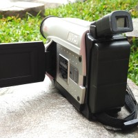 Handycam JVC Compact VHS