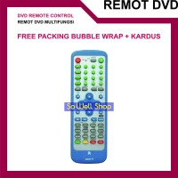 Remot Remote DVD VCD Minicompo Big Band Unify Karaoke Mobil Portable M