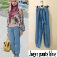 harga Joger jeans (Grosir Baju Wanita / Baju Murah / baju terbaru) Tokopedia.com