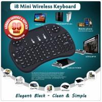 Wireless Keyboard & Mouse Mini Wireless- I8, Touchpad, 92 Key, Fly Air