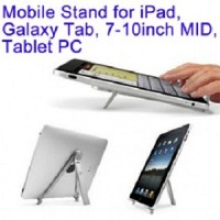 Tripod Tablet PC for Ipad, Galaxy Tab dan lainnya / Holder Stand