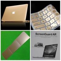 "4in1 Macbook Air 11"" Hard Cover+Keyboard+Screen Protector+Palm Guard"