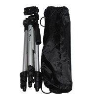 Tripod Stand 4-Section Aluminum Legs with Brace