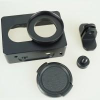 Case Pelindung Xiaomi Yi Action Camera Bahan Alumunium & Kokoh