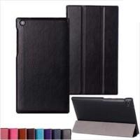 Magnetic Leather Case Asus Zenpad 8 Z380C Z380KL Antigores Stylus Pen