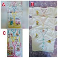 baju bayi/pakaian bayi/lengan pendek/baju lengan buntung