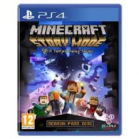Minecraft: Story Mode Game PS4