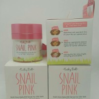 CATHY DOLL SNAIL PINK 50GRAM