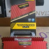 Corsair DDR4 8Gb PC 2400 (2x4Gb) CMK8GX4M2A2400C14