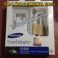 Charger Samsung Galaxy S4, Tab 3, Note 2 10.6w 5v/2a (original 100%)