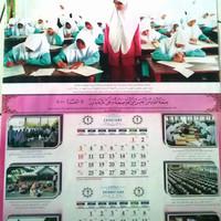 Kalender Gontor 2016 Putri