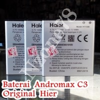 Baterai Smartfren Andromax C3 Haier Original
