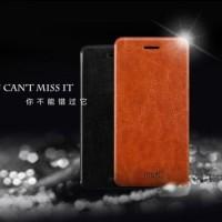 Leather Flip Case Mofi Rui Series - Oppo R7s 5.5' (5.5 Inch)