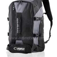harga Ransel TRAVEL Multifungsi OZONE 304 + Raincoat OZONE STREET SHIELD [AB Tokopedia.com