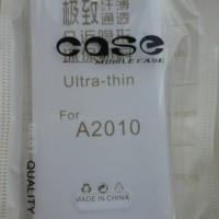 Ultra thin lenovo A2010 softcase kondom jelly A 2010