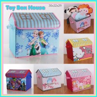 Toy Box House- (TBH) -Frozen Fever-Tempat Mainan Anak