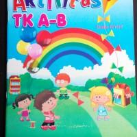 buku pintar aktivitas TK A-B