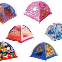 tenda anak - tenda rumah anak - tenda camping - mainan - karakter
