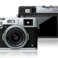 Fujifilm X100T Silver (PT. Fujifilm Indonesia) + 16Gb