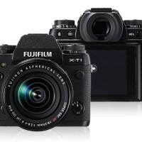 Fujifilm X-T1 Kit 18-55mm (PT. Fujifilm Indonesia) + 16gb