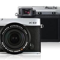Fujifilm X-E2 Kit 18-55mm Silver (PT. Fujifilm Indonesia)