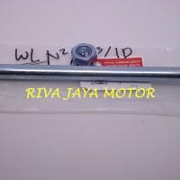 harga Baut As Roda Depan Honda C70, Astrea, Star Tokopedia.com