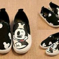 harga Sepatu Anak Kanvas Mickey Mouse Tokopedia.com