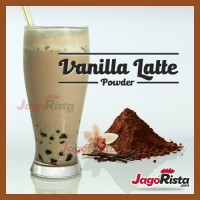 Jual (200gr) Premium Vanilla Latte ( Bubuk Minuman / Bubble Drink Powder ) Murah