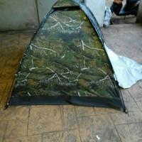 Tenda Camping Army 2 orang. Kemping Mono Dome