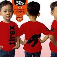 harga Kaos Dinosaurus Tirex Tokopedia.com