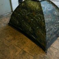 Tenda Camping Army 5 Orang. Mono dome kemping