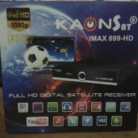 Receiver Kaonsat Imax 899 HD Support Power Vu 1 USB (New)
