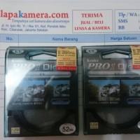 Filter Uv Kenko Pro1 Digital 52 dan 58