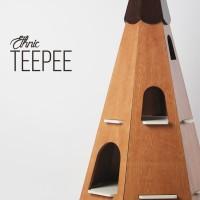 harga TEEPEE (Mainan kucing, Rumah Kucing, garukan, cat condo, catnip) Tokopedia.com