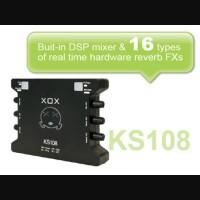 sound card karoeke on line xox ks 108