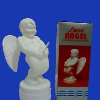 harga SIMON Angel - Patung Malaikat Besar Dekorasi Aquarium Air Pump Aerator Tokopedia.com