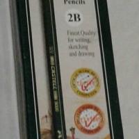 Pensil 2b Faber Castell Isi 12 Pcs