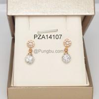 Anting emas bola PZA14107