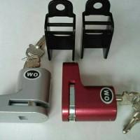 Kunci Cakram WO / Disk Lock Alarm